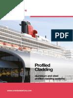 Profiled Cladding Brochure