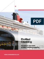 Profiled Cladding Brochure