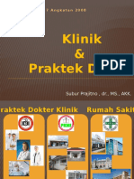 03 Klinik & Praktek Dokter