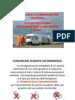 Comunicazioni Radio (1)