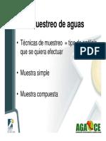 Manual Aguas_Muestreo de Aguas