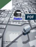 Fleetco Manual English