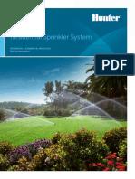 Design Guide Residential System Garden Sprinkler