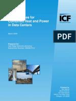 Chp Data Centers