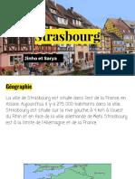 strasbourg - hs 2 french - jinho and sarya