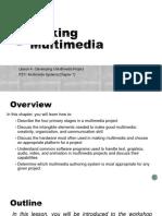 Lesson 4-Multimedia Development