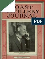Coast Artillery Journal - Apr 1933