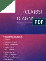 [Ppi] Bsi Diagnosis