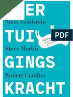Overtuigingskracht jubileumeditie - Noah Goldstein, Steve Martin, Robert Cialdini