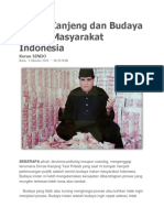 Dimas Kanjeng Dan Budaya Instan Masyarakat Indonesia