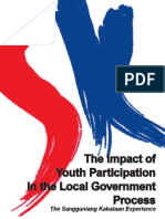 The Impact of Youth Participation in Local Governance