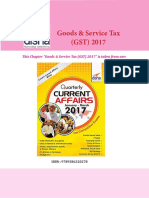 Disha Publication Goods Service Tax (GST) 2017