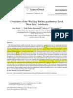 Overview of the Wayang Windu Geothermal Field, West Java, Indonesia