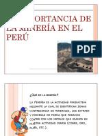 MINERIA EN EL PERU.pptx