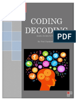 Coding Decoding
