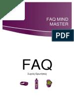 FAQ Mind Master GR-V2