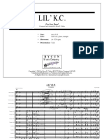 Lil K C (Swing) - Score Jazz Wind Band.pdf