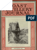 Coast Artillery Journal - Aug 1934