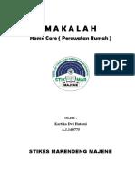 MAKALAH HOME CARE.docx