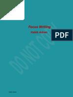 Focus Writing