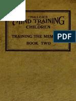 Miller's Mind Training for Children