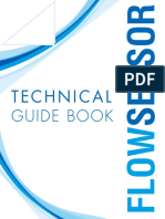 KEYENCE - Flowsensor Technical Guide Book