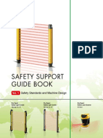 KEYENCE - Safety Support Guide Book (Vol I)