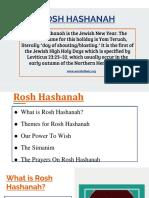Rosh Hashanah 2017 Facts, Dates and Traditions | Jewish Holidays