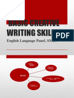 Basic Creative Writing Skills