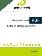 1394309415-Leitores S-500 Manual 01 Manual Do Leitor S-500 PT