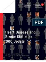 American Heart Association Stats 2005 Update