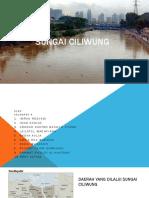 Sungai Ciliwung baru