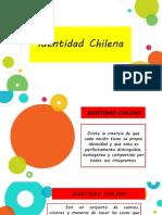 Identidad Chilena - Electivo Cuarto Medio