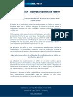 FAQs Julio 2017 - Recubrimientos Teflón