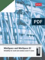 STULZ MiniSpace EC Brochure 0414 En
