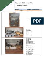 Daftar Alat dan Bahan di Laboratorium Fisika.docx