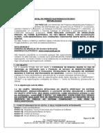 PREGÃO ELETRÔNICO N° 013-2017