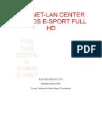 Jin Lan Center Gaming Pro