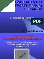 6719390 Treinamento Transporte Manual de Carga