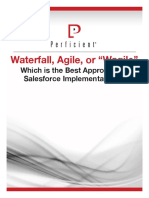 Waterfall, Agile or Wagile