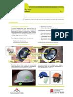 Cascos de Seguridad y Salud (Protectores de La Cabeza)