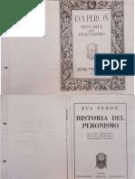 1952 EvaPeron Historiadelperonismo PorMundoPeronista