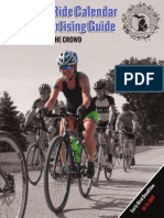2018 Michigan Ride Calendar Advertising Guide