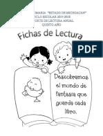 Fichas de Lectura (Reportes)