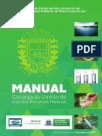Manual de Outorga - Dez 2015 - MS