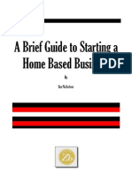 Abrief Guide to Starting a Home Based Business