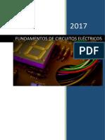 Tema 1 Fundamentos de Un Circuito Eléctrico