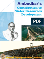 Ambedkar's Contribution to Water Resources Development