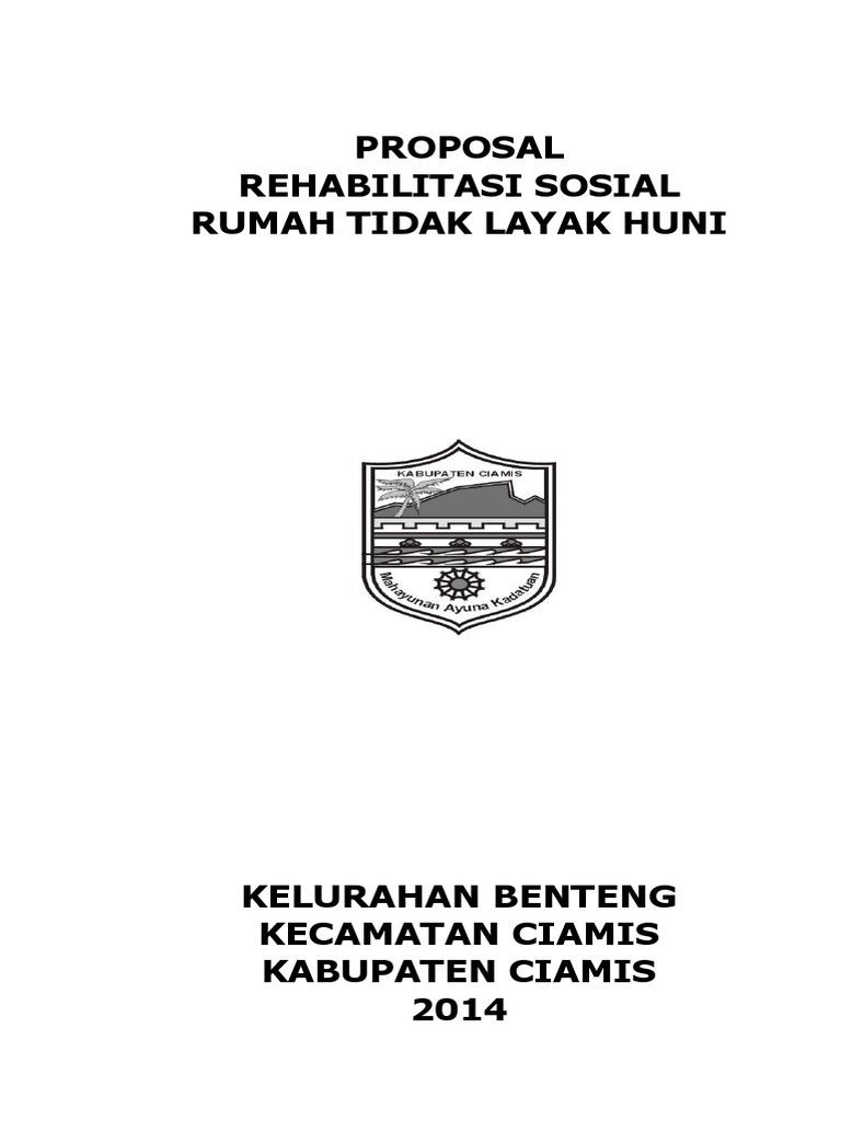 Contoh Proposal Rutilahu Doc