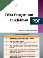 EDU5814 PJJ